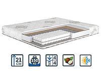 Ортопедический матрас Капучино Софт / Cappuccino Soft с независимым блоком и  усиленным каркасом TM Matroluxe, фото 1