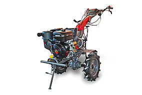 Мотоблок бензиновий WEIMA WM1100FE6 КМ (13 к. с., 4+2 шв., електростартер, 4.00-10)