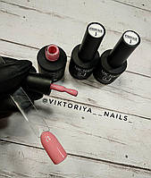 База для ногтей UK. Nail Color Rubber Base №1 (цветная база) 8мл