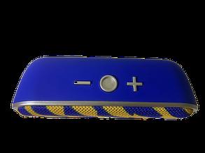 Портативна Bluetooth колонка YCW charge G 3 синя, фото 2