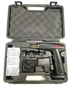 Комплект для ремонта пластиковых деталей (Термостеплер аккумуляторный) TRISCO WSC-301