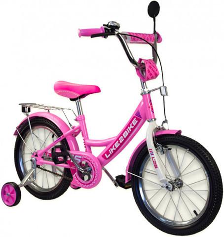 "Велосипед LIKE2BIKE 16"""