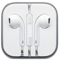 Наушники Apple EarPods with Lightning Connector (A1748)
