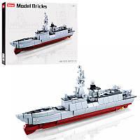 Конструктор Sluban M38-B0702 Корабль, 459 деталей