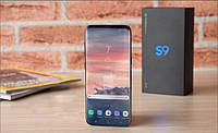 Телефон Samsung S9 5.8 | Гарантия 2 года  | Новая копия | Реплика | Смартфон самсунг s9,s9+,S10+,Note