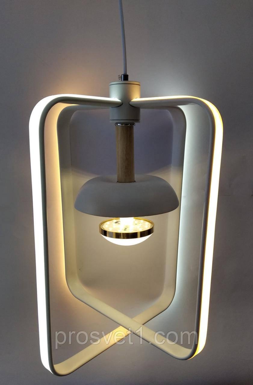 Люстра подвесная в стиле хай тек LED 572 WT 80W