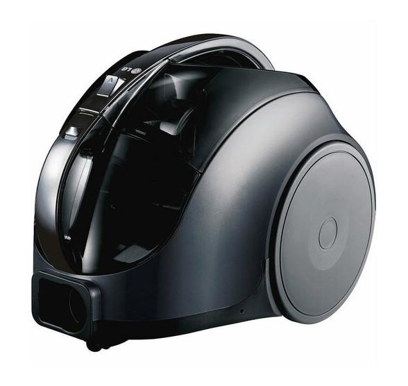 Пылесос LG VK74W22H 1400 Вт Серый / Черный