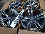 Оригинальные диски R19 VW TIGUAN II Sebring, фото 4