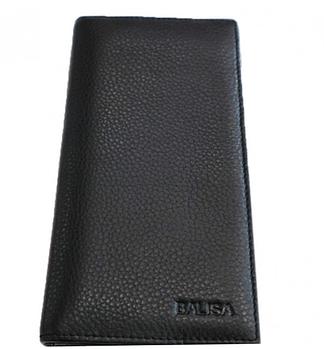 Мужское кожаное портмоне Balisa 2625 black Кожаное портмоне balisa оптом, Одесса 7 км