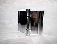 Петля стекло - стекло 108 * 80мм Хром, фото 1