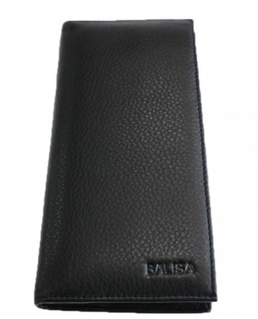 Мужское кожаное портмоне Balisa 2619 black Кожаное портмоне balisa оптом, Одесса 7 км