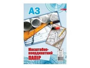 Бумага миллиметровая Скат А3/10л. УП-192 (25)