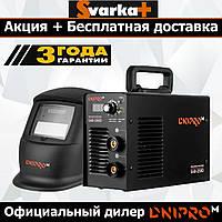 Сварочный инвертор Dnipro-M SAB-258D + Хамелеон Dnipro-M WM-39BC