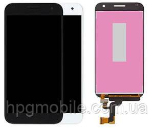 Дисплей для Huawei Ascend G7 (G760-L01, G760-L03), модуль в сборе (экран и сенсор), оригинал