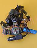 Аккумуляторный налобный фонарь BL-6616, фото 2