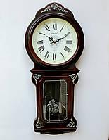 Часы настенные Sirius с маятником 398