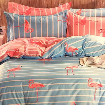 Постільна білизна LUX двоспальне