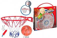 Кольцо баскетбольное детское на стену YP336A
