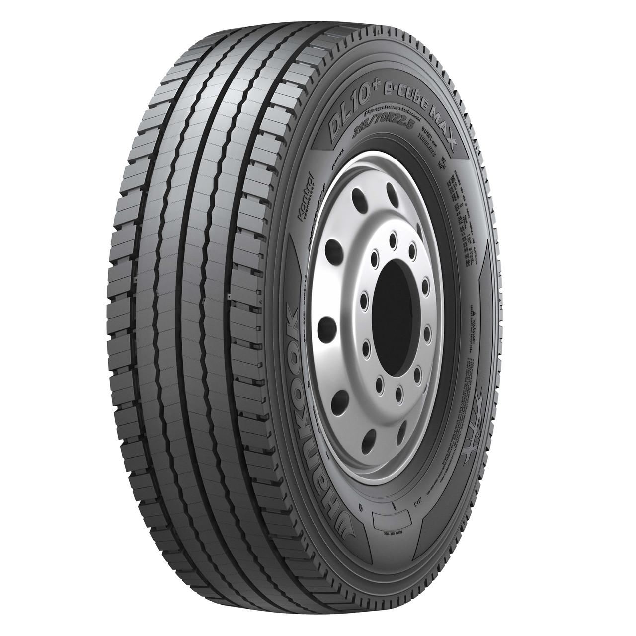 Грузоввые шины Hankook DL 10 E-Cub, 315 60 R22.5