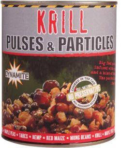 Зерновая прикормка Dynamite Baits Frenzied Pulse Krill Parti-Mix Naked 700гр, фото 2