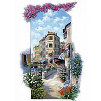 Декупаж на холсте Венеция 94671