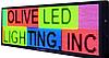 Светодиодная реклама LED RGB Display - outdoor (вне помещения)