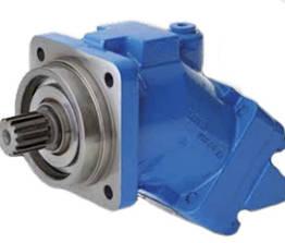Гидромотор Hydro Leduc серии M