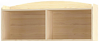 Полка Дисней МЕБЕЛЬ СЕРВИС (110х29.6х48.5 см)