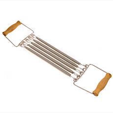 Эспандер плечевой, металл, 5 пружин
