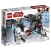 LEGO ЛЕГО Star Wars Боевой набор специалистов Первого Ордена 75197