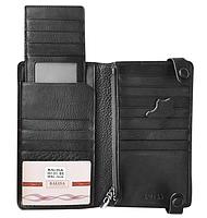 Мужское кожаное портмоне Balisa 2626 black Кожаное портмоне balisa оптом, Одесса 7 км, фото 2
