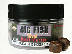 Бойлы DYNAMITE BAITS Big Fish River Hookbaits Meat-Furter Durables (мясные) 12мм