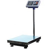 Весы электронные торговые напольные A-PLUS со стойкой до 150 кг, фото 1