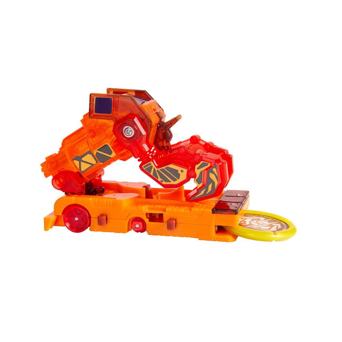 Машинка-трансформер Screechers Wild! S2 L1 - Фракчер  EU684203