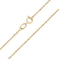Цепочка из желтого золота в якорном плетении 000131596 000131596 45 размер