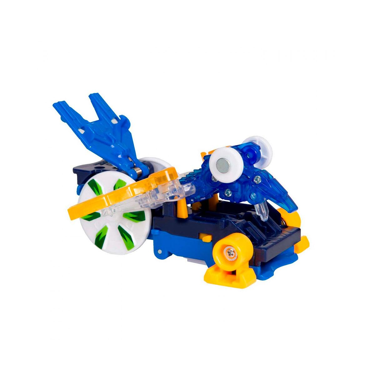Машинка-трансформер Screechers Wild! S2 L1 - Шедоу Вінд EU684101