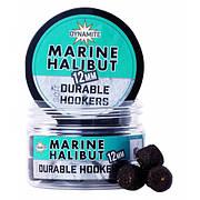 Насадочный пеллетс DYNAMITE BAITS Durable Hook Pellet Marine Halibut (морской палтус) 12mm