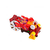 Машинка-трансформер Screechers Wild! S2 L1 - Эндлес Файэр  EU684102