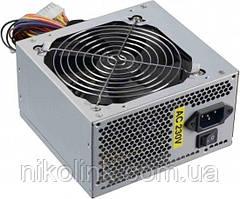 Блок питания 450W, HKC MATX-450, 120mm fan, б/у