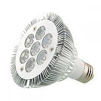 Светодиодная лампа для аквариума DIY ELECTRONIX  цоколь Е 27 мощность 21 ватт