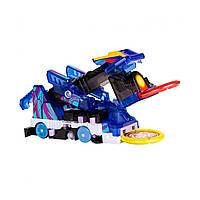 Машинка-трансформер Screechers Wild! S2 L2 - Граул  EU684401