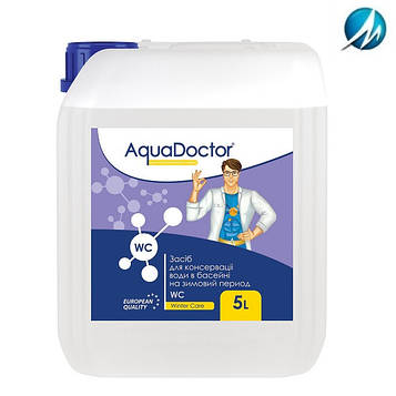 Средство для консервации AquaDoctor Winter Care, 5 л