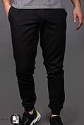 Качественные мужские штаны карго Intruder Black Черные