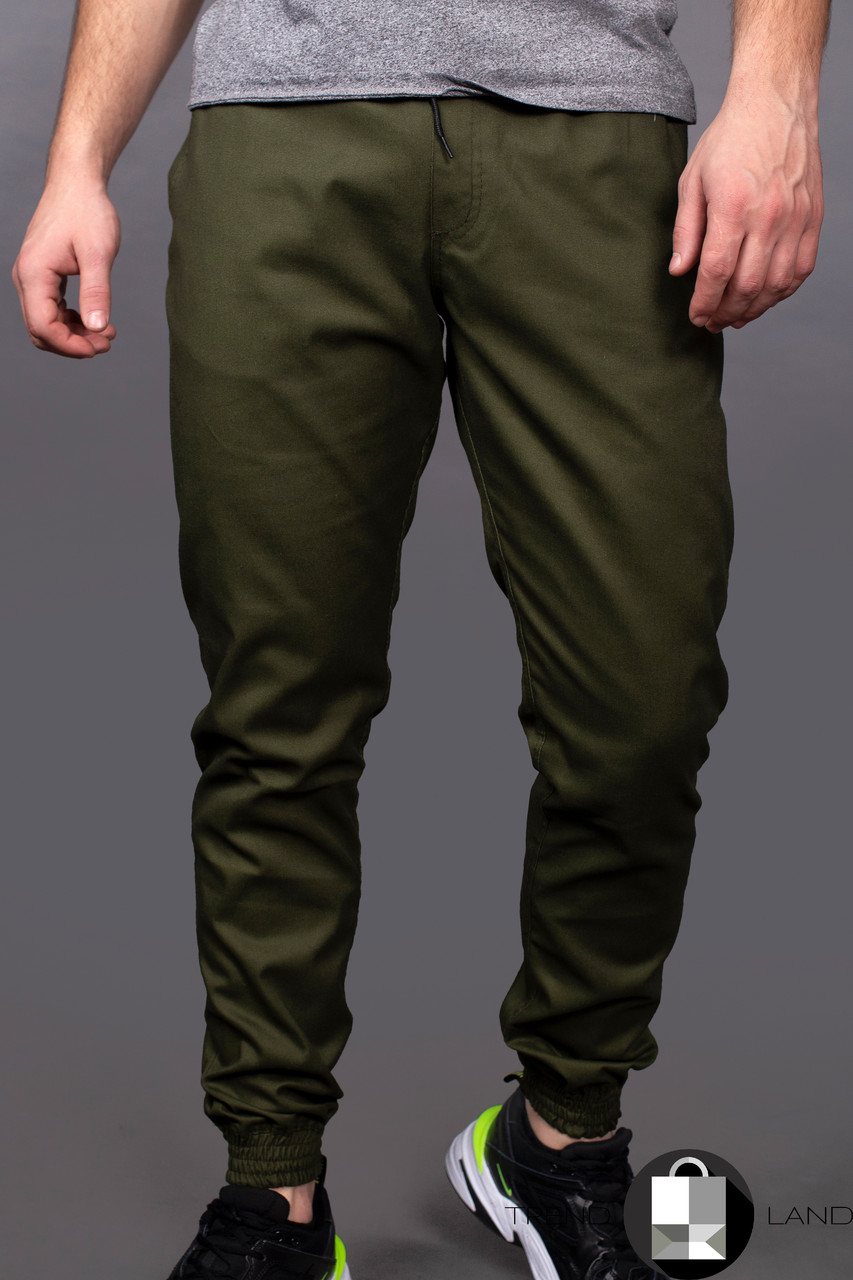 Качественные мужские штаны карго Intruder Khaki Хаки