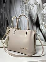 Женская сумка 4016 бежевый женская сумочка купить недорого, новинки, фото 1