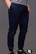 Качественные мужские штаны карго Intruder Dark Blue Темно-синие