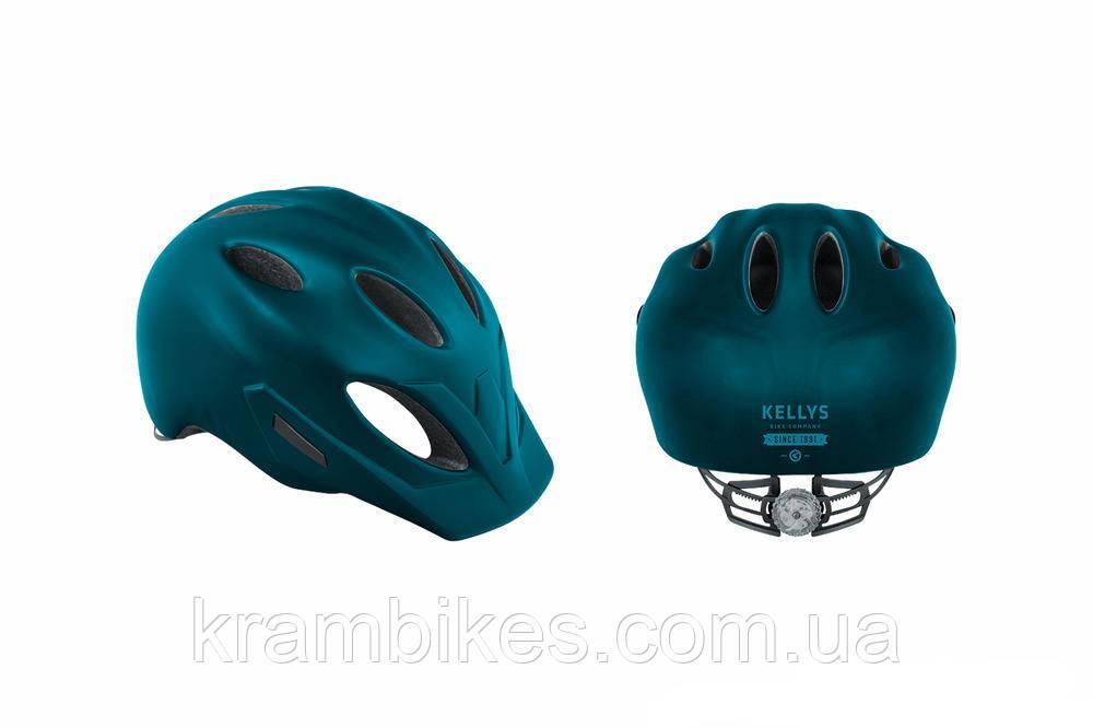 Шлем KLS - Sleek Синий M/L 58-61см