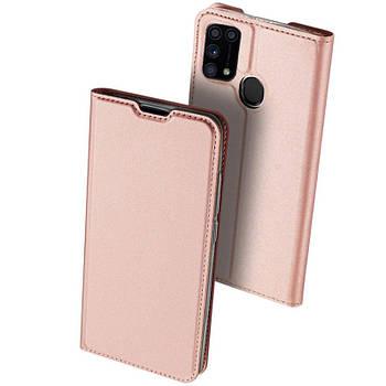Чехол-книжка Dux Ducis с карманом для визиток для Samsung Galaxy M31