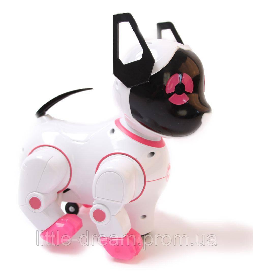 Детская интерактивная игрушка Робот-собака Smart Dancer