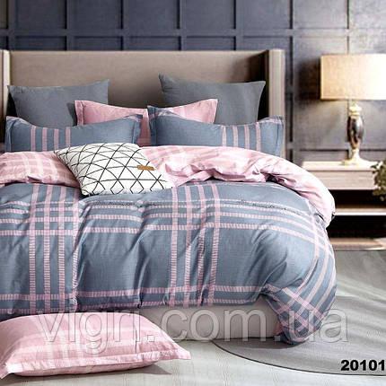 Постельное белье, семейный комплект, ранфорс, Вилюта «VILUTA» VР 20101, фото 2